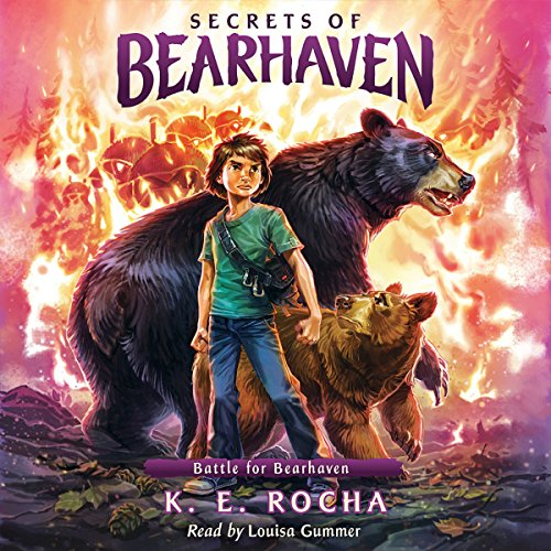 Battle for Bearhaven audiobook cover art