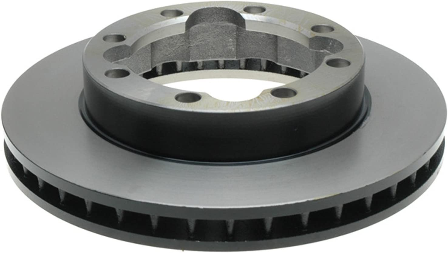 ACDelco Gold 18A489 Black Hat Disc Rotor Brake Excellent List price Front