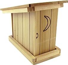 TG,LLC Treasure Gurus Surprise Wood Exploding Outhouse Mouse Trap Practical Joke Novelty Gag Gift