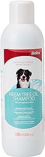 Bioline Neem Tree Oil Shampoo for Dog 1 Litre