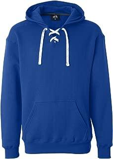 Adult Comfortable Sport Lace Hooded Sweatshirt