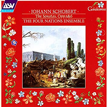 Schobert: The Sonatas, Opp.5 & 6