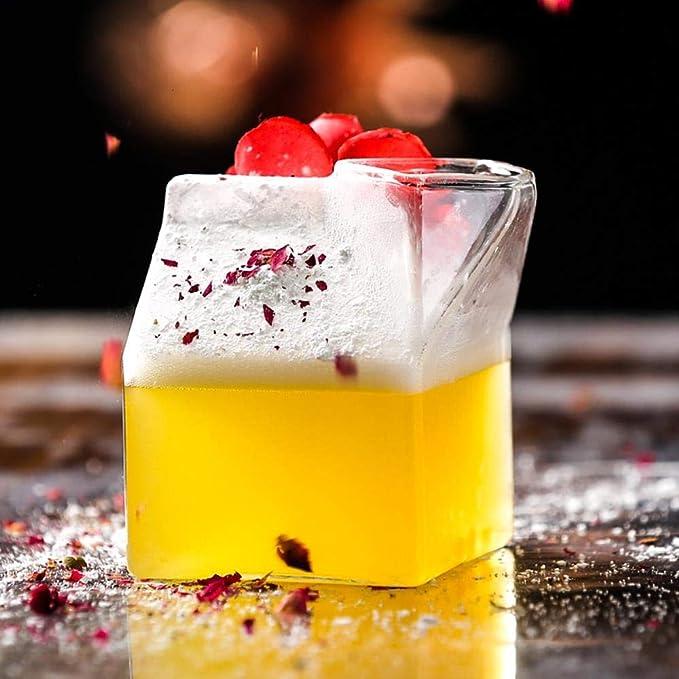 BQP - Copa de cóctel para bebidas frías con diseño de ron ...