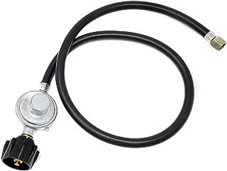 regulator hose length