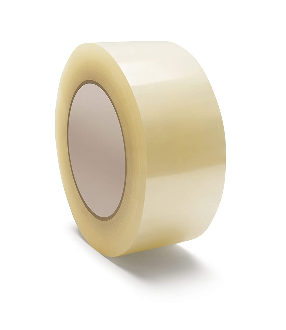 Clear Packing Tapes - 110 Yards Length per Roll (324 Rolls) - 2 Inch Wide Stronger & Thicker 2 Mil, Acrylic Adhesive Industrial Depot Tape for Moving Boxes