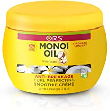 ORS Monoi Oil Curl Perfecting Smoothie Creme 8 oz