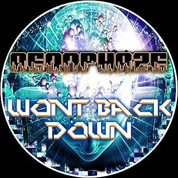 Wont Back Down