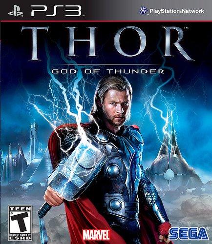 Thor: God of Thunder - Playstation 3 by Sega
