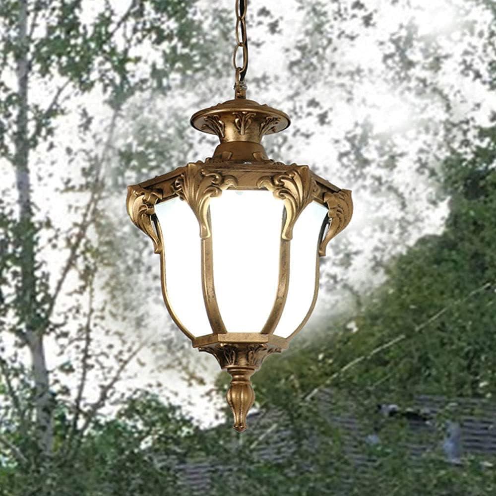 Low price Ksovv Very popular Outdoor Waterproof Lighting American Retro Fixtures Glass