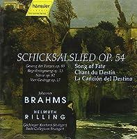 Schickalslied Op.54 / Gesang Der Parzen Op.89 / Begrabnisgesang Op.13 / Nanie Op.82 / Vier Gesange Op.17