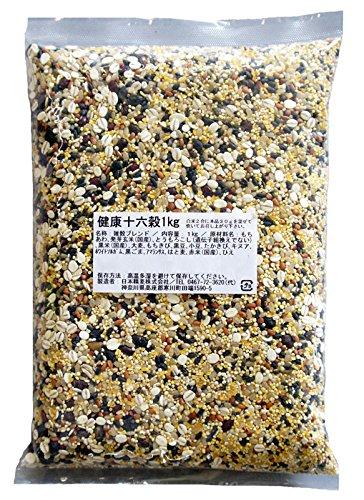 日本精麦 健康十六穀1kg