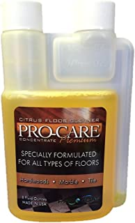 ProCare Citrus Cleaner Concentrate, 8 Ounce