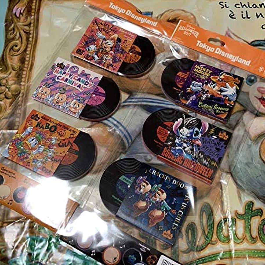 滝邪魔する不愉快にディズニーリゾート ハロウィン メモ帳 2冊セット ミッキー ミニー
