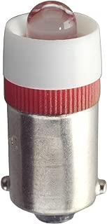 Eiko - LED-24-BA9S-W - Miniature Bayonet Base LED Light Bulb, White (Replaces 24MB, 28MB, 313, 757, 1818, 1819, 1820, 1829, 1843, 1864, 1873 Light Bulbs)
