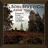 Romantic Lieder for Sop. Horn Pn. by Lachner, Schubert, Proch (1998-11-03)