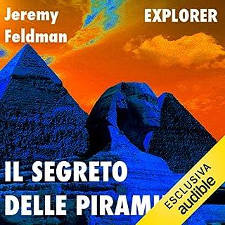 Il segreto delle piramidi copertina