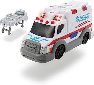 Dickie-Ambulancia Action Series 15cm 3302004 (+3 años) Veh