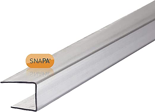 6mm Clear Polycarbonate Sheet 1000mm Long x 600mm Wide  *Stock Sale*