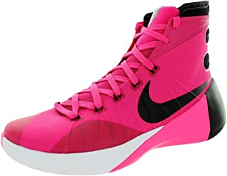 pink nike mens basketball shoes