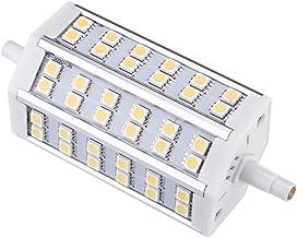 Gecheer R7S 7W 36 LEDs 5050 SMD Energy Saving Light Bulb Lamp 118mm Warm White 220V Replace Halogen Floodlight