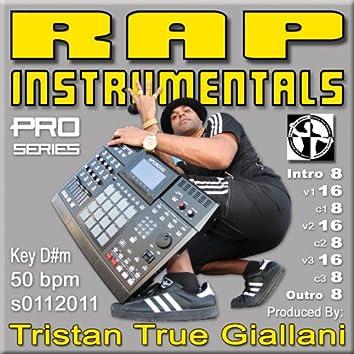 Rap Instrumentals (S0112011 D#M 50 BPM)