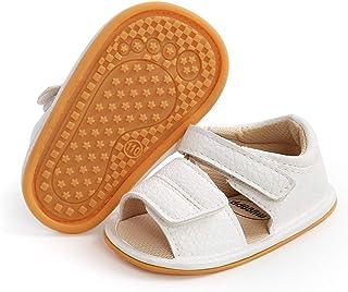 6 M Circle Infant sandal  Boys brown Size 3 M