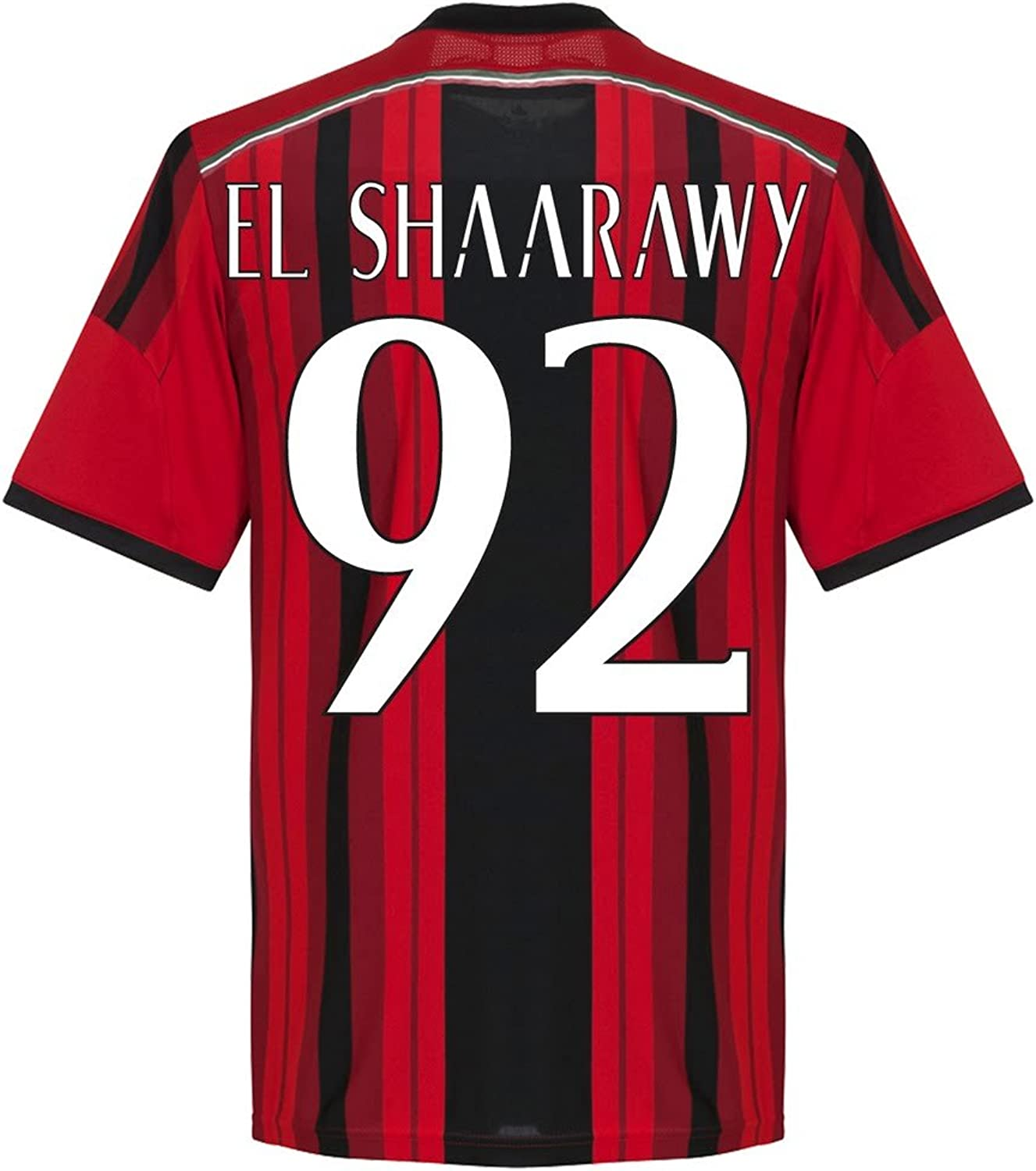 Adidas AC Milan Home Home Home EL Shaarawy Jersey 2014 2015 (Fan Style Printing) - XX Large B00OHWMSI4  Angenehmes Aussehen 84e03a