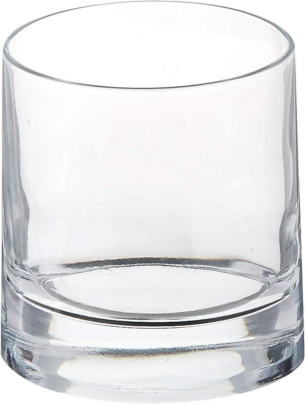 Luigi Bormioli 09836 06 Veronese 8 75 Oz On The Rocks Glasses Set Of 6 Clear