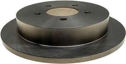 ACDelco 18A1107A Advantage Non-Coated Rear Disc Brake Rotor