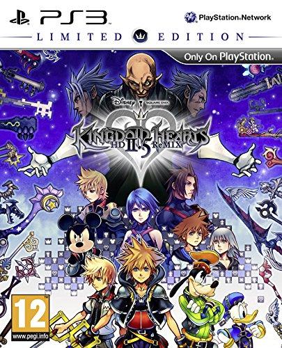 Kingdom Hearts 2.5 Remix Limited Edition UK PS3