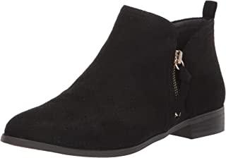 Dr. Scholl's Women's Rate Zip Booties Ankle Boot