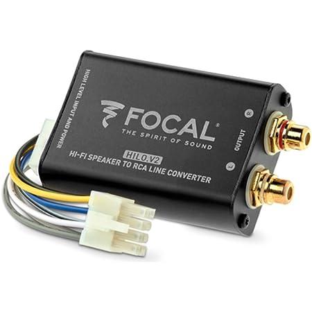 Focal Hi Lo V2 High Low Adapter Navigation