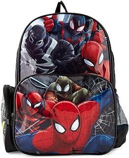 Spiderman CB1165 Children's Backpacks, Black