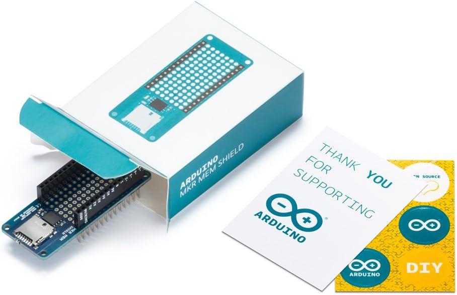 Max 48% OFF Max 74% OFF Arduino MKR MEM ASX00008 Shield
