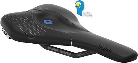 SQlab 612 Ergowave Active Carbon Bicycle Saddle