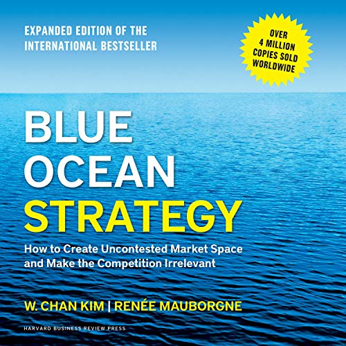 Blue Ocean Strategy, Expanded Edition cover art