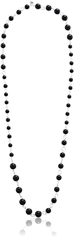 The Sak Beaded Strand Necklace 36""