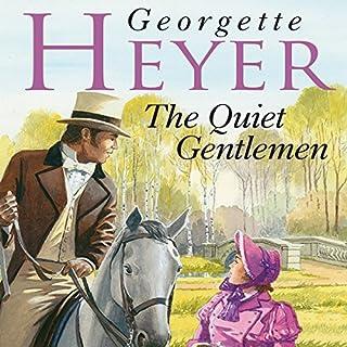 The Quiet Gentleman cover art