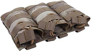Tbest Accesorios t/ácticos del Casco 2pcs Militares Correa de la Correa del Casco Tactical Airsoft reflexivo Camo Correa para M1 M88 Mich Casco Militar