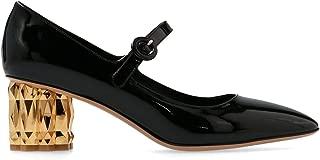 SALVATORE FERRAGAMO Luxury Fashion Womens 715398 Black Pumps   Fall Winter 19