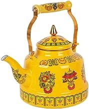 Koffie Sets Porselein 2.5L Etnische Boeddhistische Emaille Ketel Theepot Gas Inductie Cooker Universele Koffie Sets