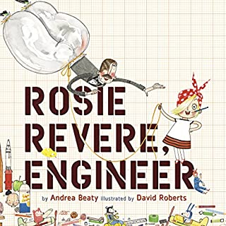 Rosie Revere, Engineer cover art