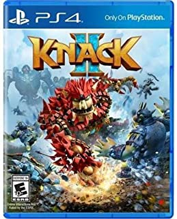 Knack 2 Playstation 4 (PS4)