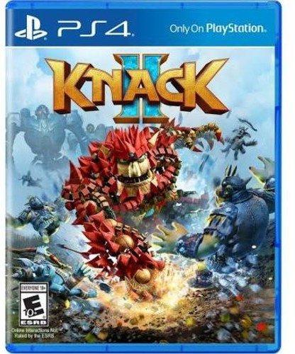 Knack 2 - PlayStation 4 (PS4)