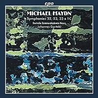 Michael Haydn: 4 Symphonies (2002-09-17)