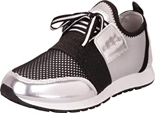 Cambridge Select Women's Lace-Up Lightweight Mesh Colorblock Fashion Sneaker