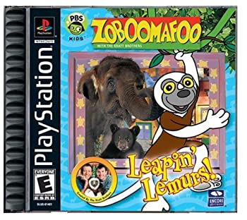 zoboomafoo video game