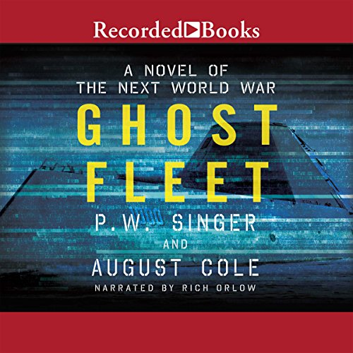 Ghost Fleet audiobook cover art