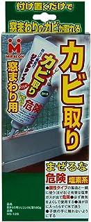 日本ミラコン産業 窓まわり用シリコンカビ取り 80g MS-126