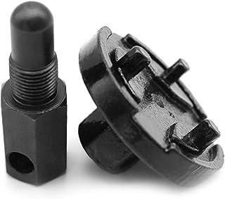Haishine 14 mm Piston Stop Chainsaw Embrague Volante Herramienta de extracción Embrague Expander Expander Herramientas para